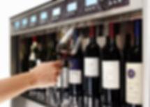 Distributeur et système de service de vins au verre | WineEmotion.CH