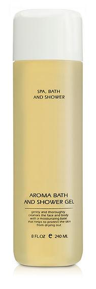 108-8 Aroma Bath and Shower Gel New Bottle.jpg
