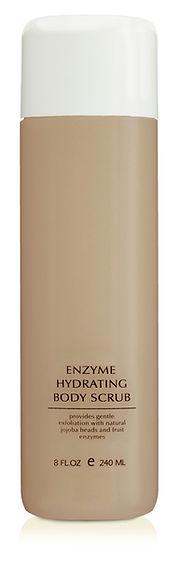 S-104-8 Enzyme Hydrating Scrub Pineapple FInal New Bottle.jpg