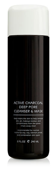 121-8 Active Charcoal Deep Pore Cleanser & Mask New Bottle.jpg