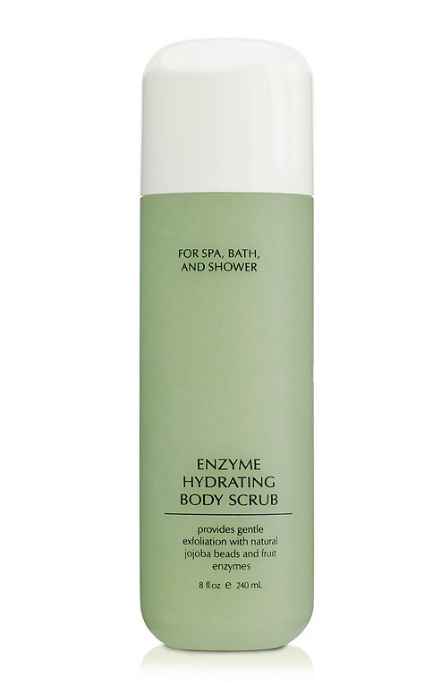 S-104-8 Enzyme Hydrating Scrub Cucumber