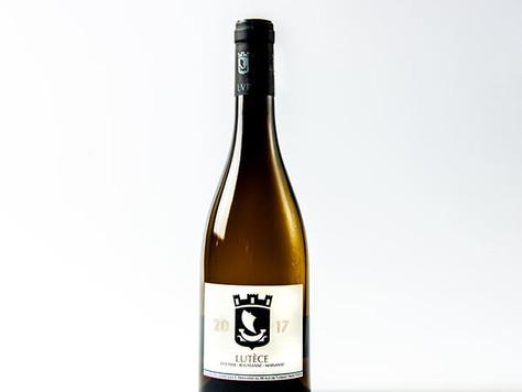 Vigneron Parisien  'Lutèce' Vin de France , Viognier, Marsanne, Roussanne 2017