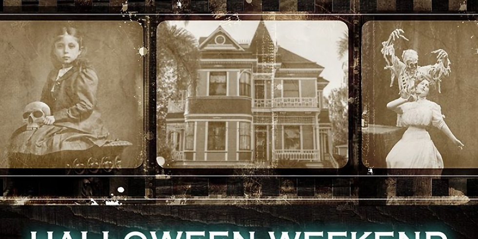 Ghosts Of The Past: Halloween Weekend