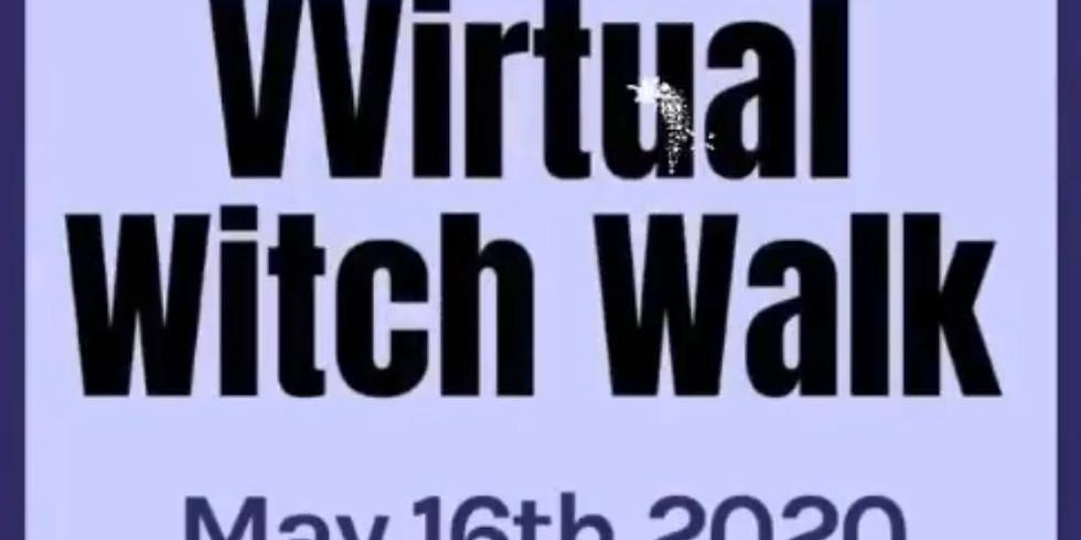 Santa Ana VVirtual Witch Walk