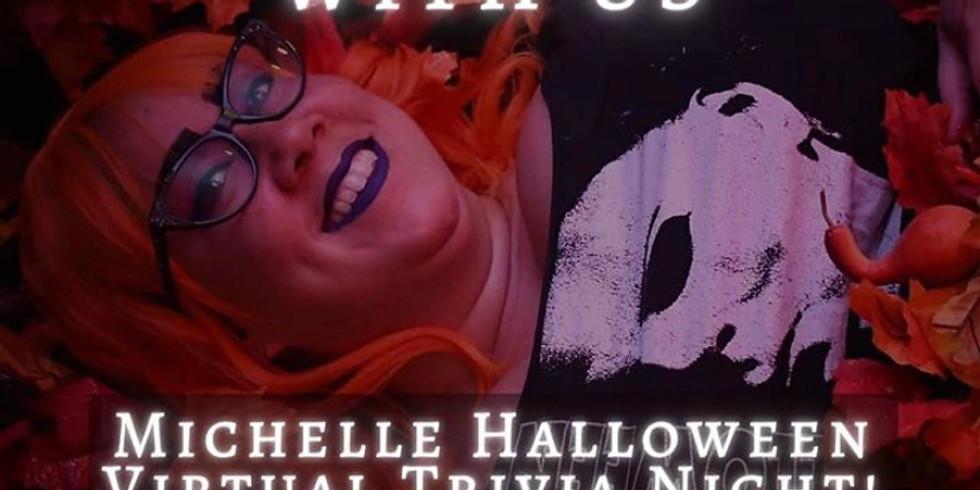 Michelle Halloween Virtual Trivia Night