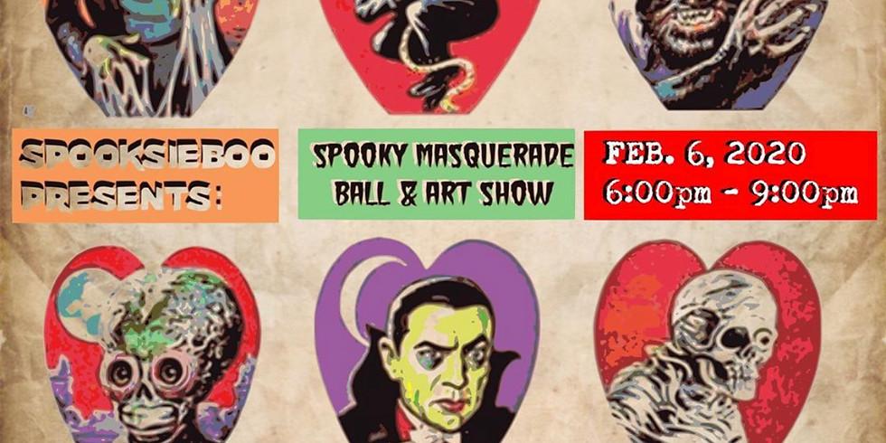 SpooksieBoo's: Spooky Masquerade