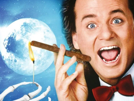SCROOGED Is a Horror Movie