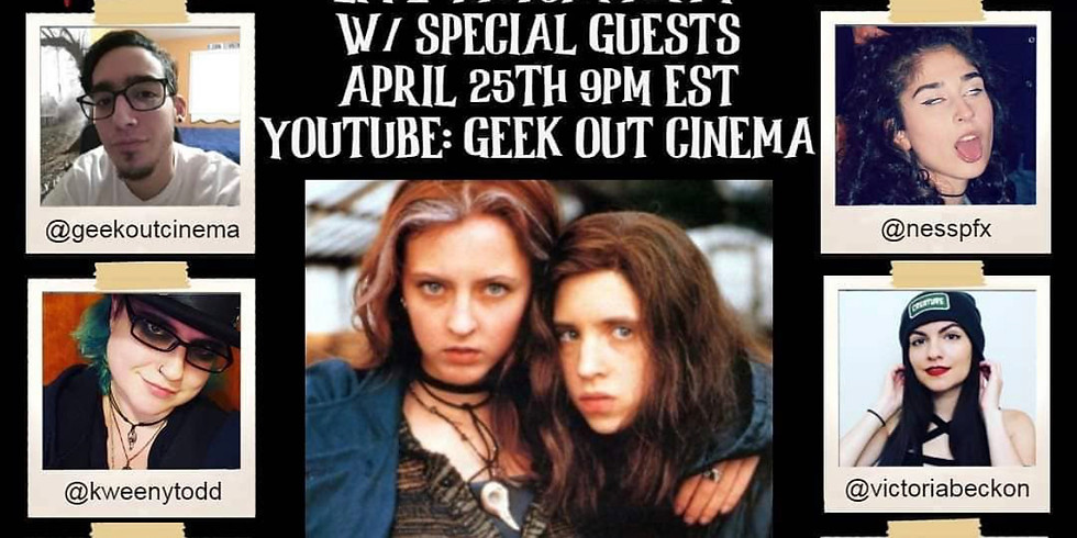 Ginger Snaps Watch Party!