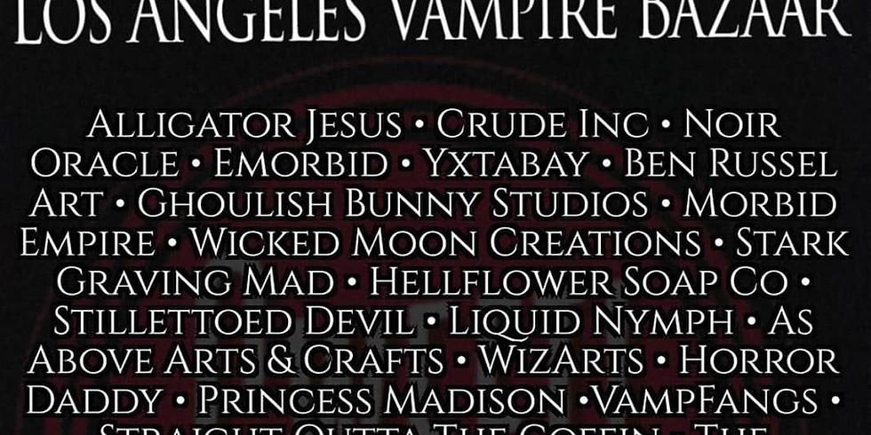 Endless Night LA Vampire Bazaar