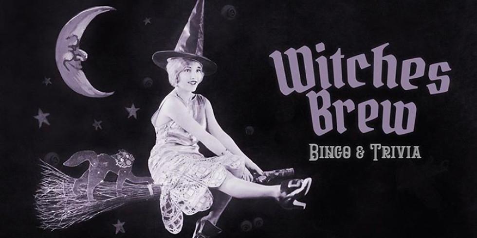 Witches Brew Bingo & Trivia