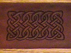 Leather Knotwork