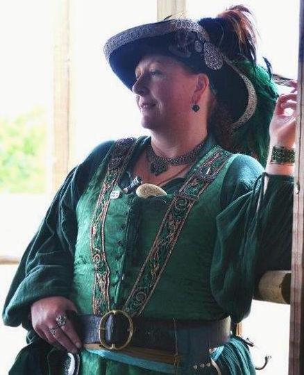 Captain Emerald Shaunassey