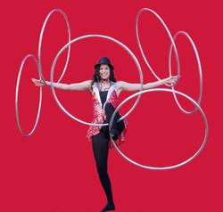 Corean Gonzales-Cirque Artist