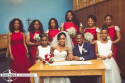 Bride & Cohort
