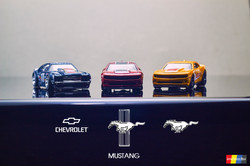 Chevrolet Mustang Ford