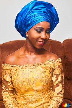 Gorgeous Nigerian Bride