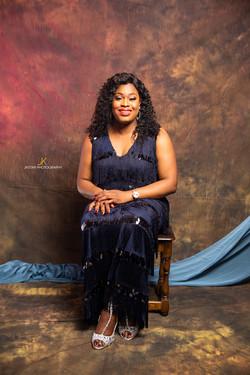 A Portrait of Chavwe Akoroda