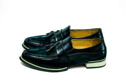 Xianshu Mens Tassel Loafers
