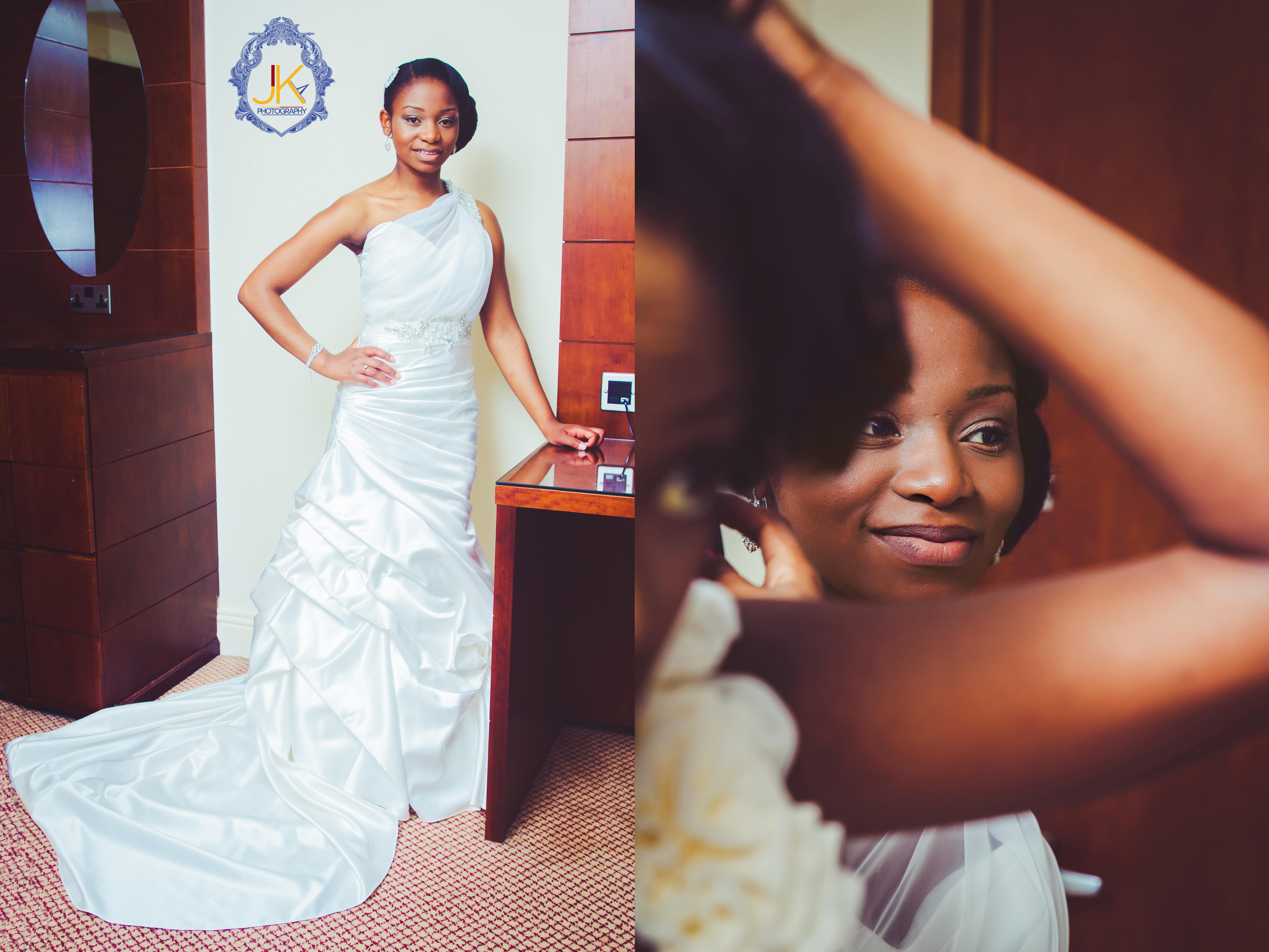 Gorgeous Zambian Bride