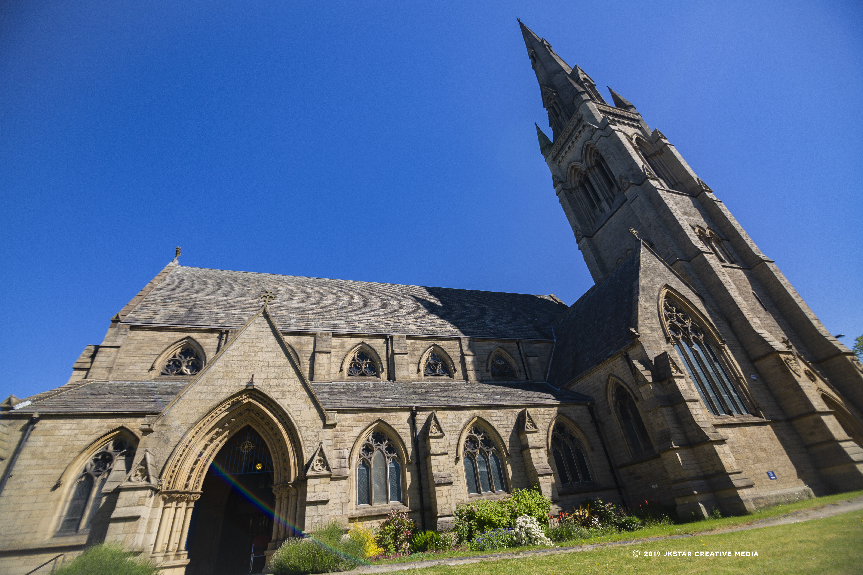 All Saints Church, Bradford UK