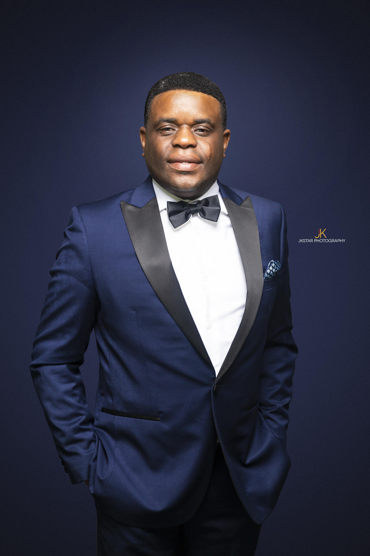 A Portrait of Pastor Ralph Ibiyeye