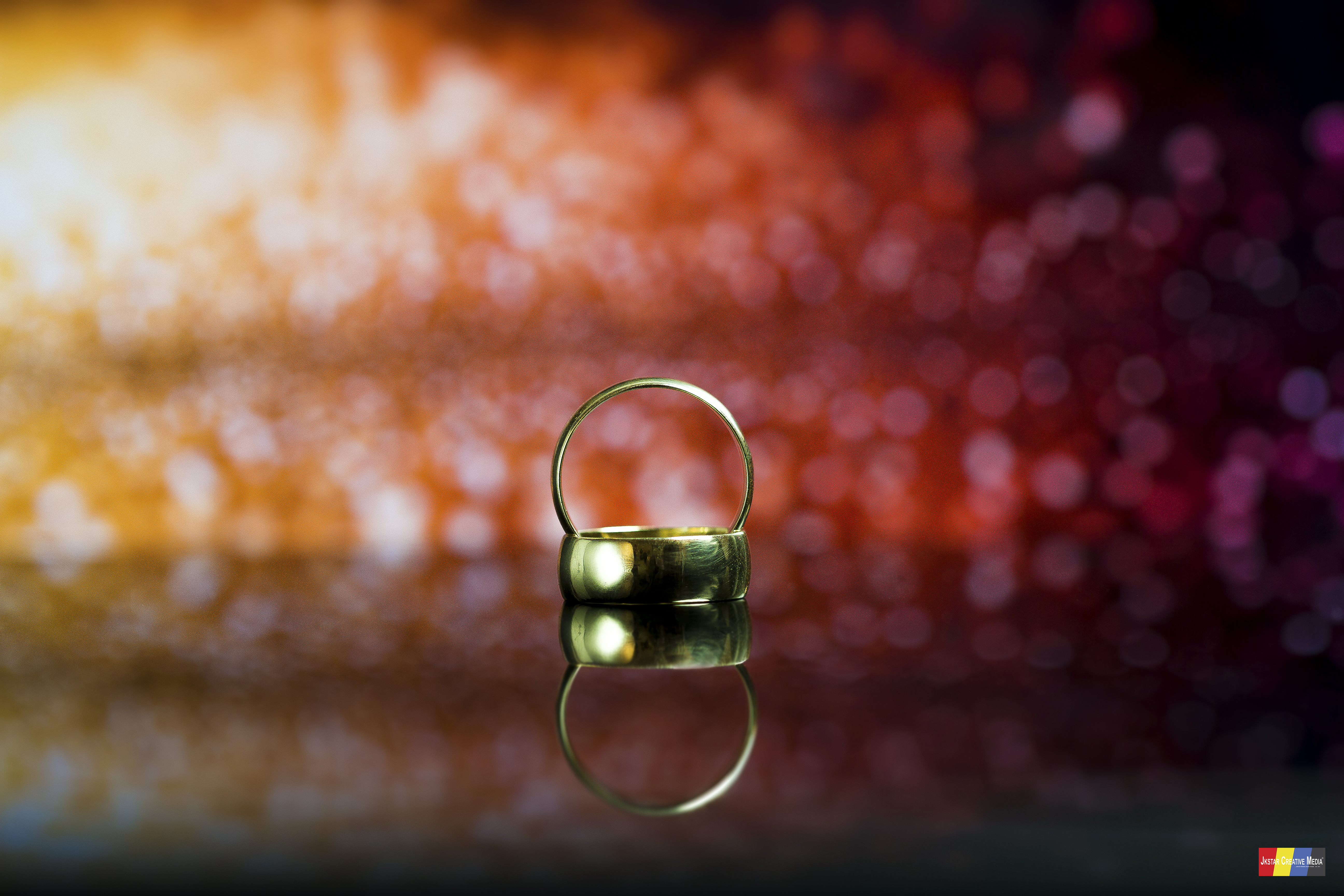 Ring Shot on Glass