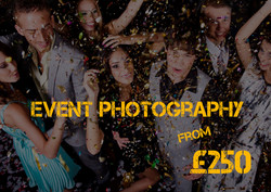 Event Photography in Leeds, London