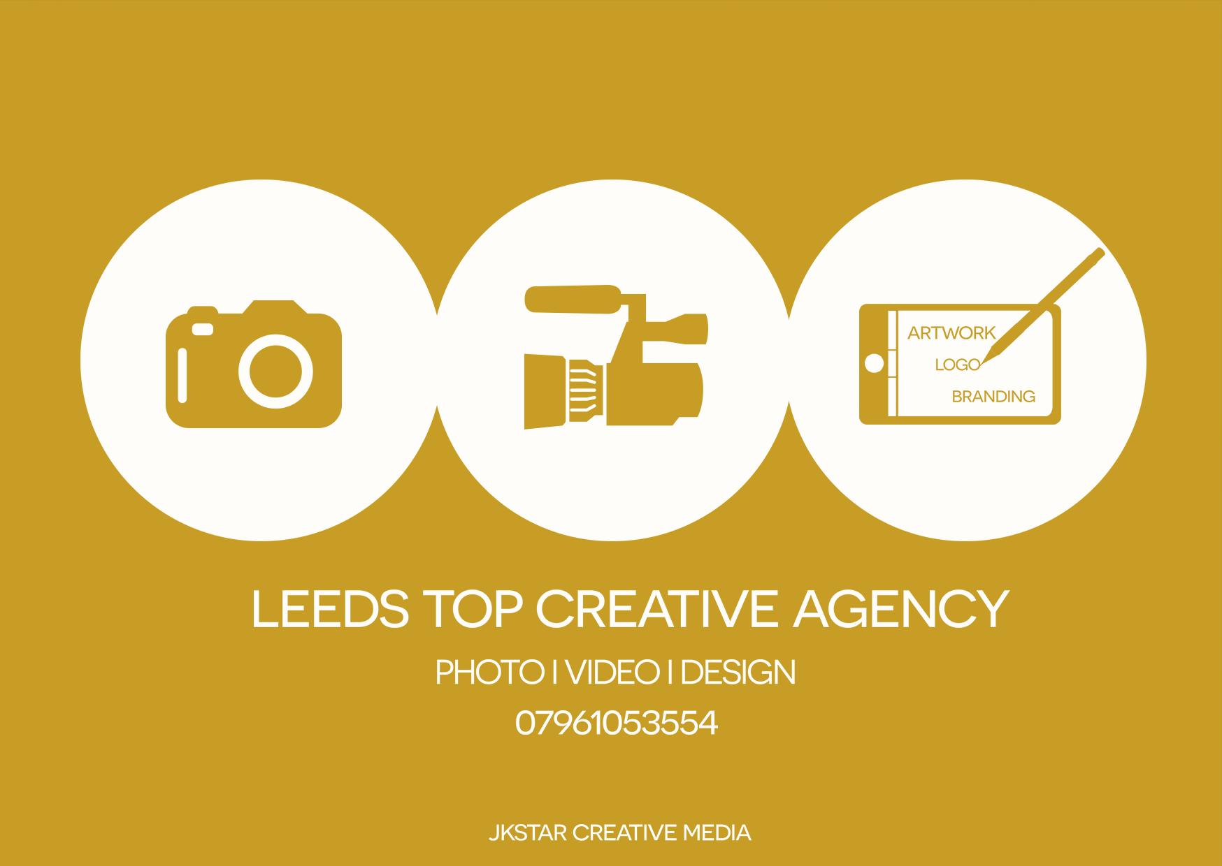 Leeds Top Creative Agency