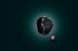 Shark Wrist Watch