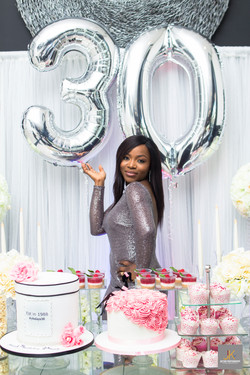 Yetunde turns 30