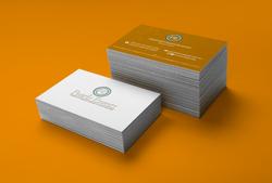 Stack Letterpress Business Card MockUp.p