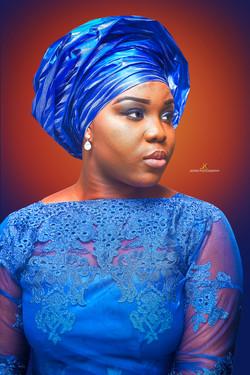 A Portrait of Adenike Adekunle