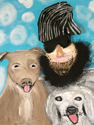 Wag the Dog/Menear el perro