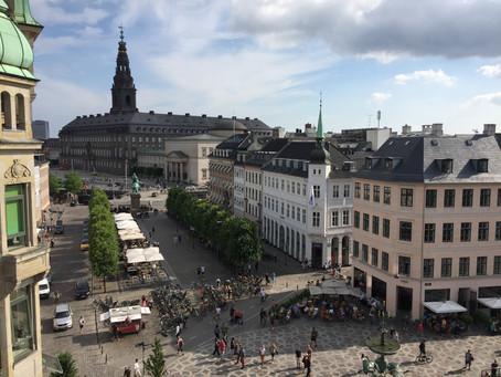 4 días en Copenhague