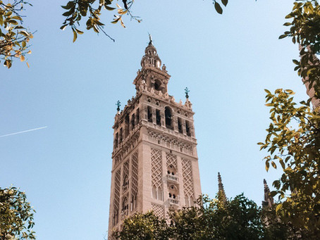 Finde exprés en Sevilla