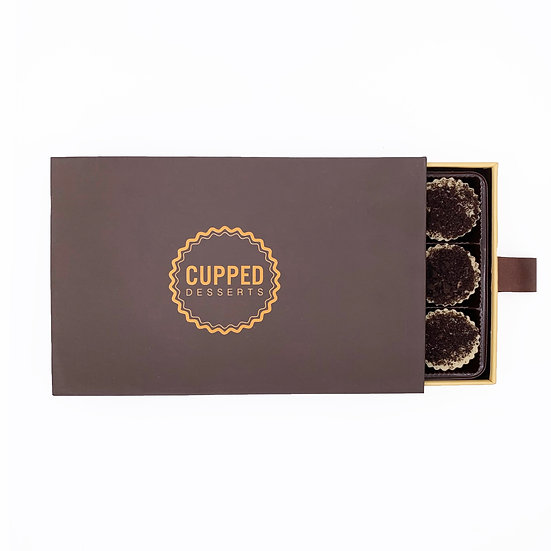 Box of Cream & Cookies Cups