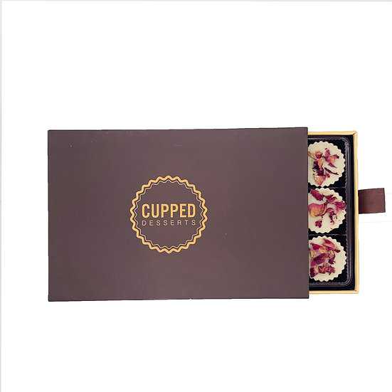 Lychee Rose Cup Box