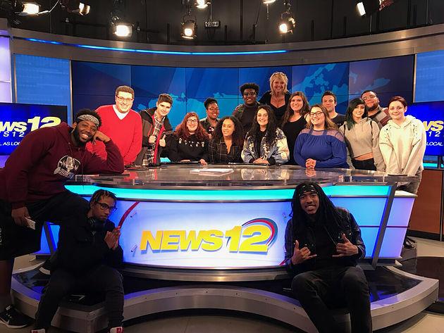 News 12 Long Island Studios in Woodbury, Long Island New York