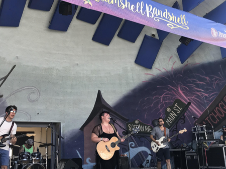 The Great South Bay Music Festival Rocks Patchogue