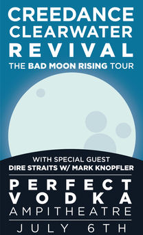 CCR Tour poster