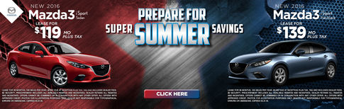 Prepare For Super Summer Savings