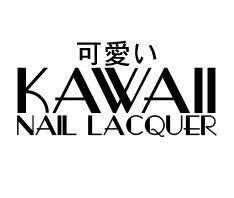 Kawaii Nail Laquer logo
