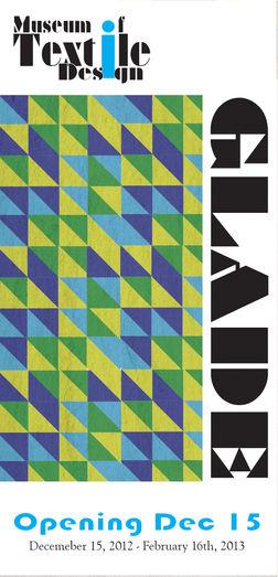 Museum of Textile Design poster