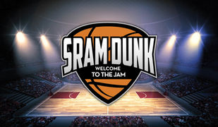 Sram Dunk: Welcome to the Jam Playmat