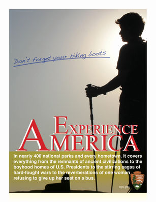 Experience America cover