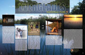 2-Page Spread: Everglades
