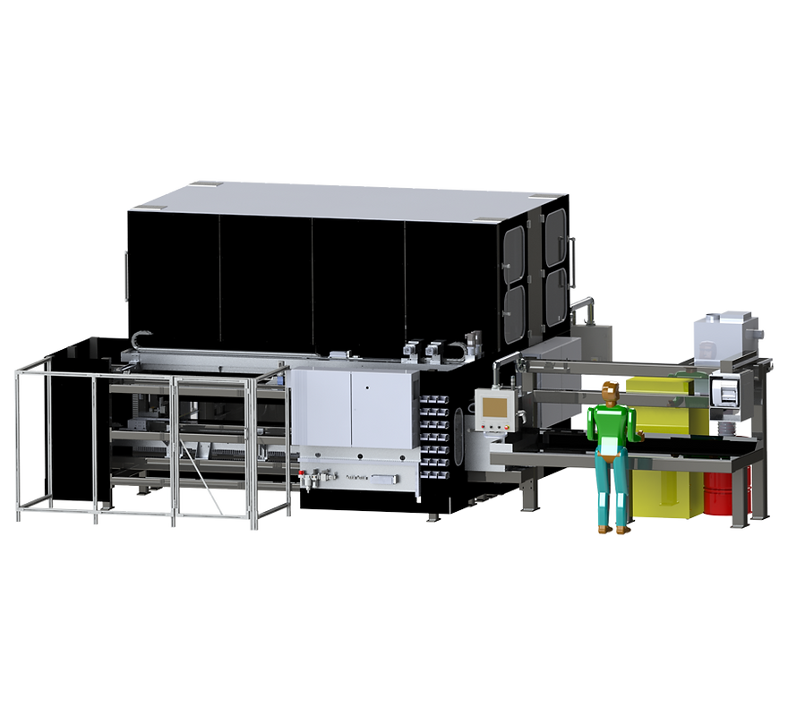 Automated Muntin System