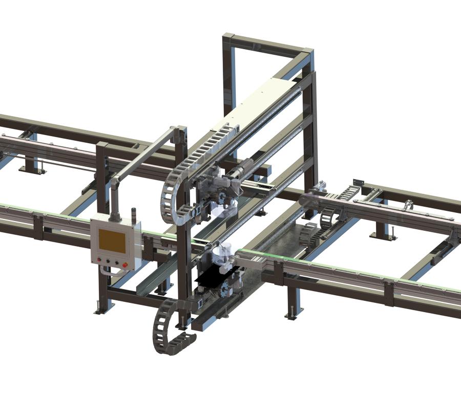 Dual-Head Sealing System
