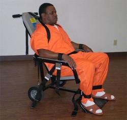 Restraint Chair Training