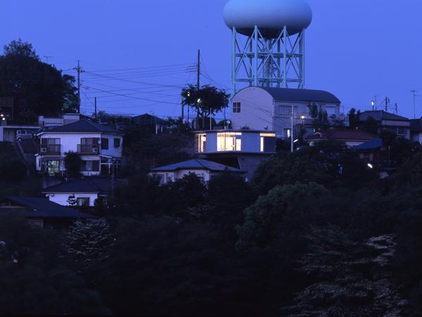 aLuminum-house